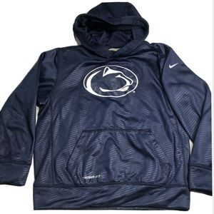 Nike Therma-Fit Penn State Nittany Lions Hoodie
